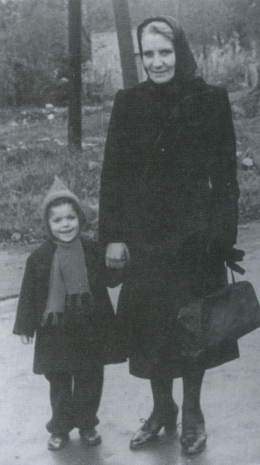 Sonya and Matija Andeselic (November 1944)