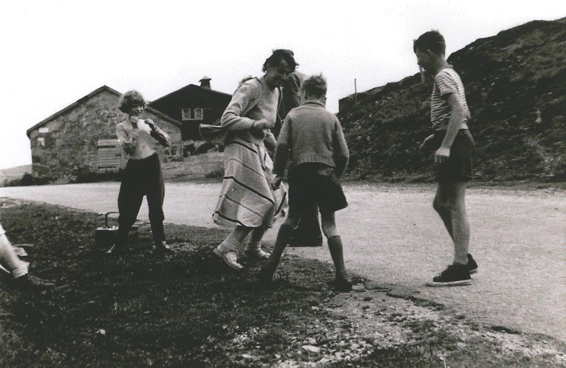Adelaide Hautval, 1953