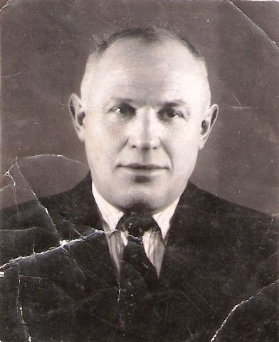 The survivor Haim (Arke) Smolyansky
