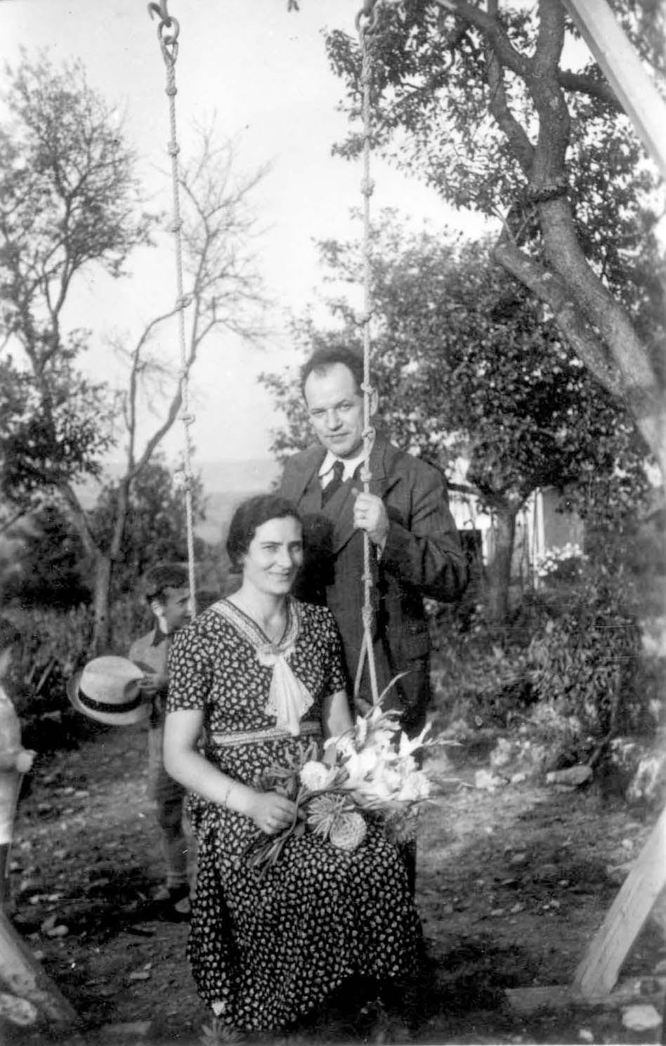 Alfred & Lucie Pinck