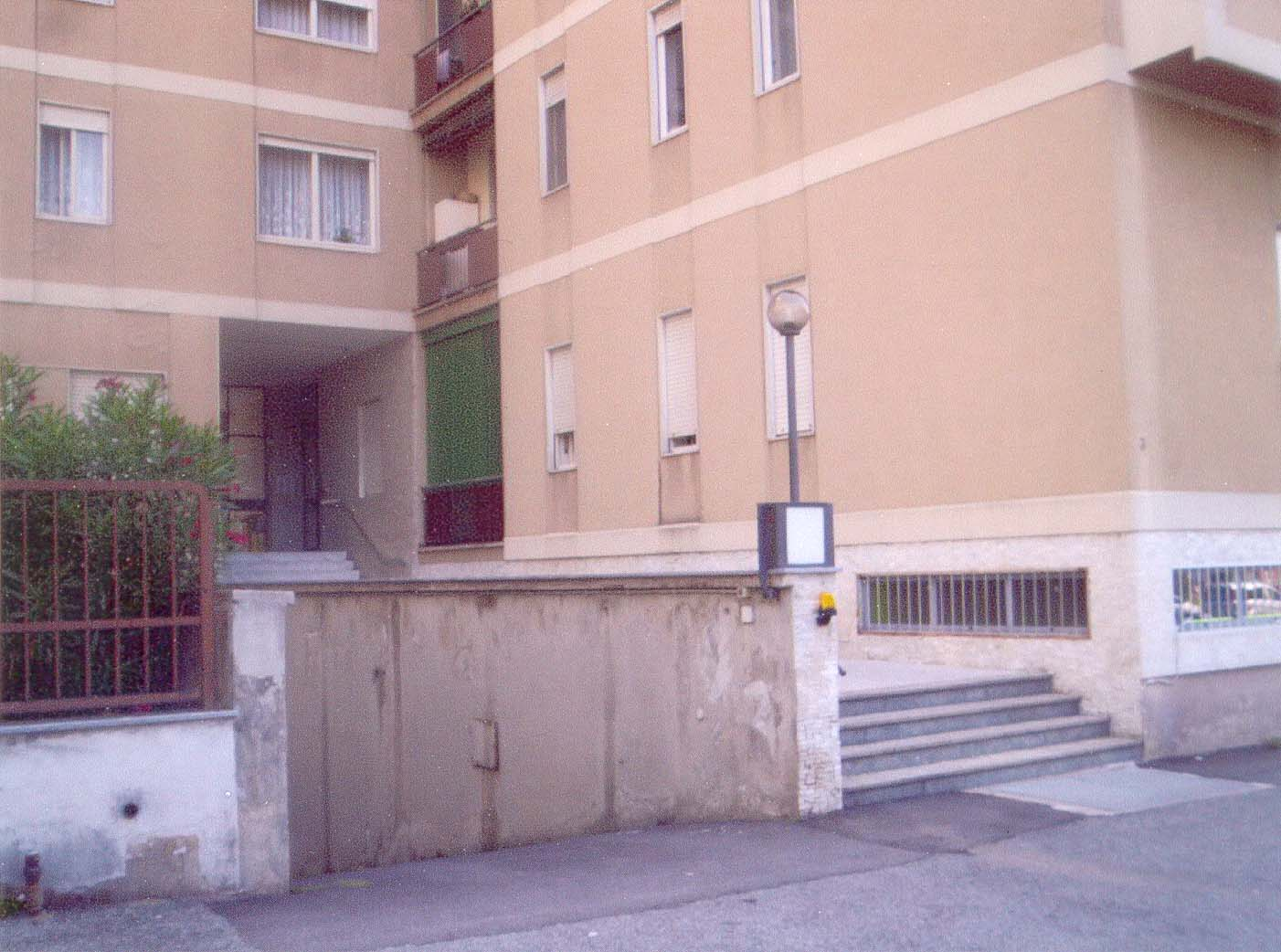 An apartment that was given to rescuer by the survivor Rezzetto Carlotta's family as a recognition for her assistance