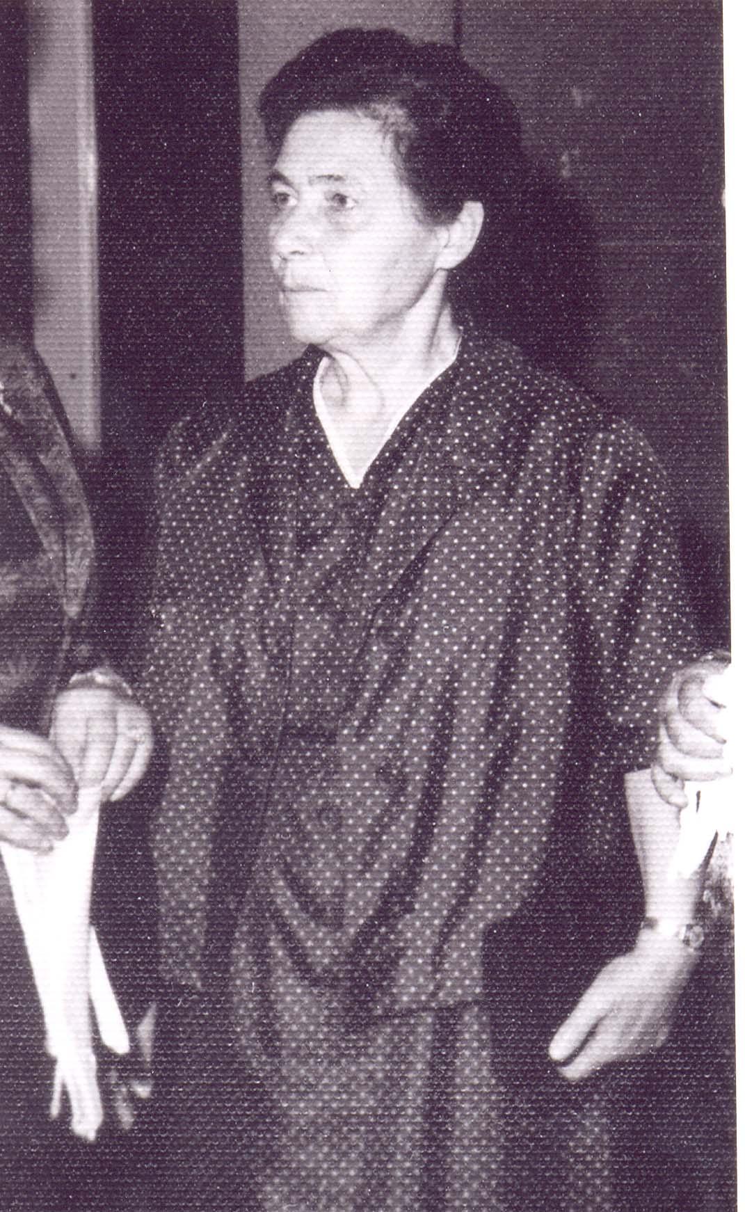 Rizzetto Carlotta in a wedding of Vitale Reuven , 1966