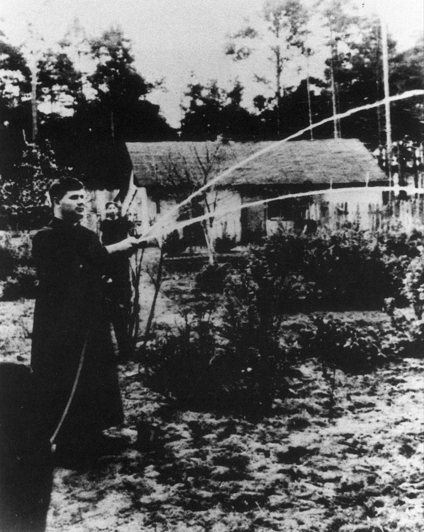 Fr. Kasimirs Vilnis, 1944
