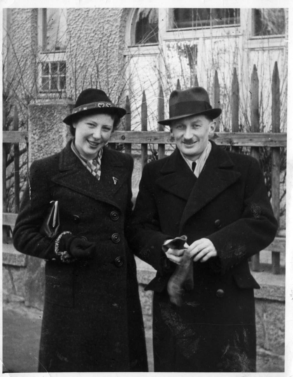 Artur and Maria Lanc