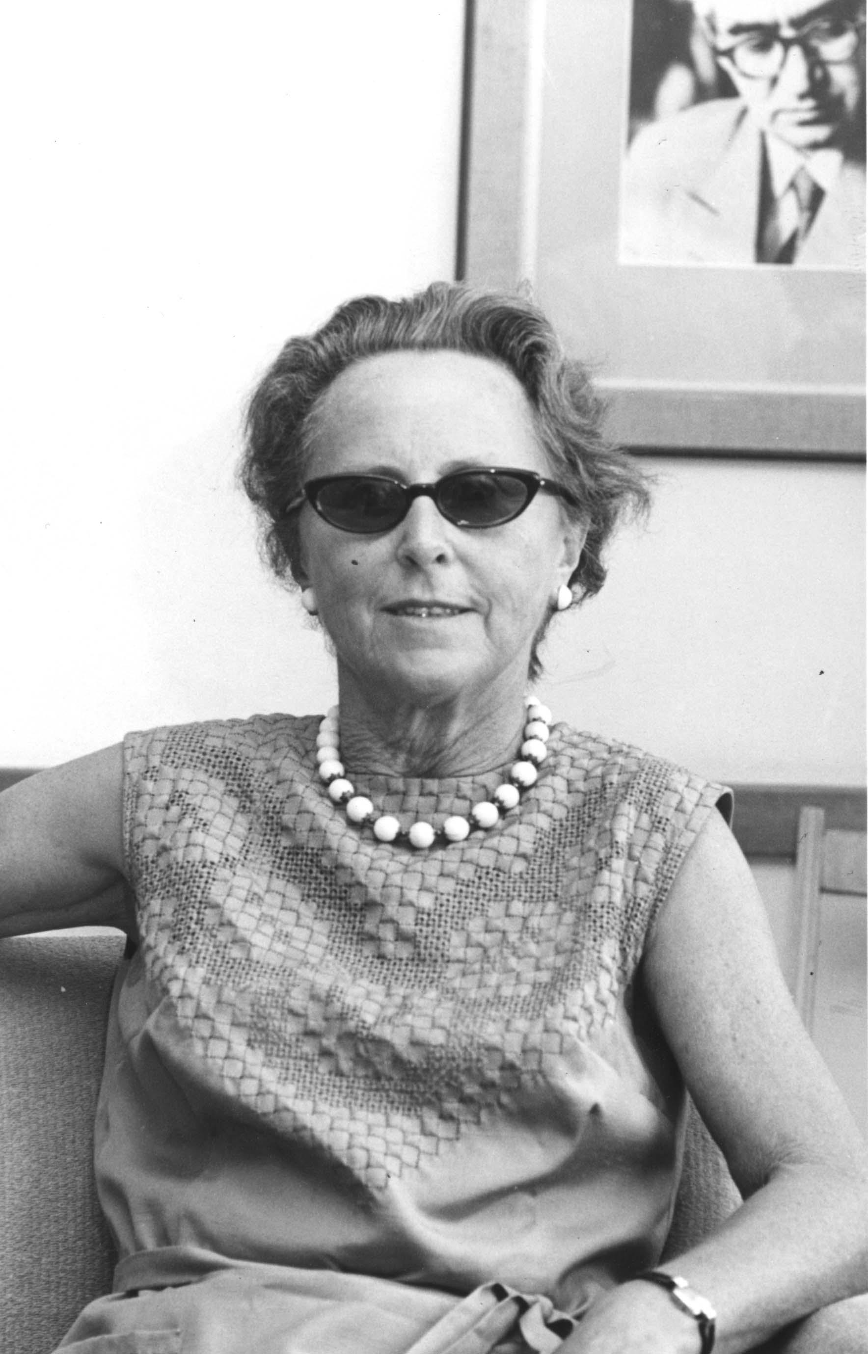Tree Planting Ceremony In Honor Of Gerda Valentiner. Yad Vashem. 28.07.1968