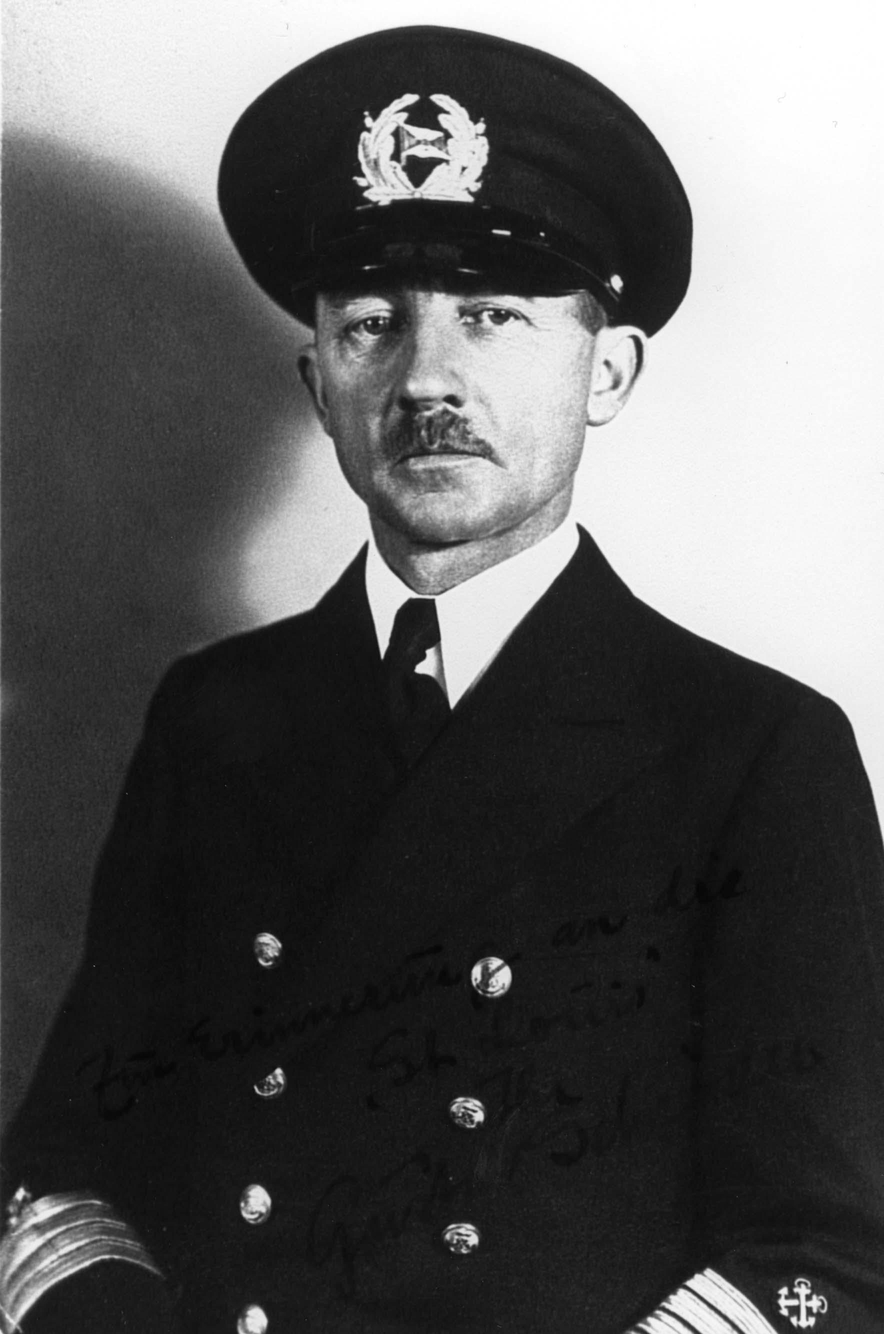 Gustav Schroeder